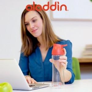 фото Бутылка Aladdin One-Hand Water Bottle Tomato 710 мл #3