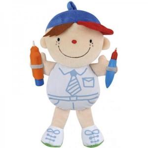 Игрушка K's Kids 'Мальчик Иван Doodle Fun'