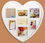 Подарок Фотоколлаж на 7 фото 'Сердце'