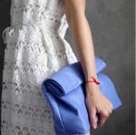 Подарок Ланч-бэг 'Blue Lavanda'