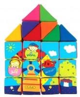 Набор развивающих кубиков K's Kids