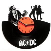 Подарок Часы настенные 'AC DC'