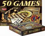 50 видов игр для всей семьи (8002)