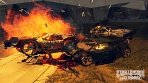 скриншот Carmageddon Max Damage PS4 - Русская версия #3