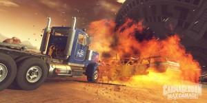 скриншот Carmageddon Max Damage PS4 - Русская версия #2