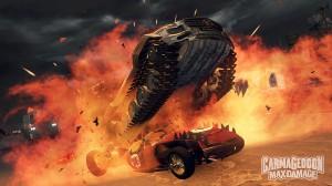 скриншот Carmageddon Max Damage PS4 - Русская версия #4