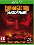 игра Carmageddon Max Damage Xbox One