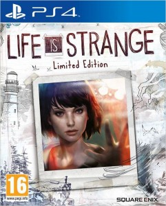 игра Life is Strange. Limited Edition PS4