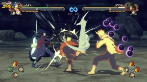 скриншот Naruto Shippuden Ultimate Ninja Storm 4 PS4 - Русская версия #4