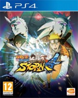 игра Naruto Shippuden Ultimate Ninja Storm 4 PS4 - Русская версия
