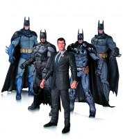 фигурка Набор из пяти фигурок Бэтмена DC Collectibles