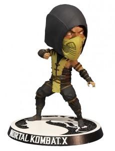 фигурка Фигурка Mortal Kombat X. Scorpion Bobblehead