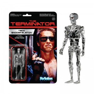 фигурка Фигурка Terminator Chrome T800 Reaction