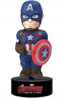 фигурка Фигурка на солнечной батарее Captain America