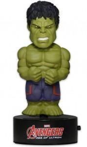 фигурка Фигурка на солнечной батарее Hulk