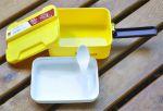 Подарок Ланч Бокс 'Mouldsure' для обедов (желтый) 850 мл