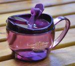 Подарок Кружка 'Casual Cup' (фиолетовый) 550 мл