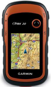 GPS-навигатор Garmin eTrex 20x (010-01508-02)