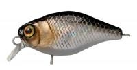 Воблер Jackall Chubby 38, 4 g (HL Silver Black)
