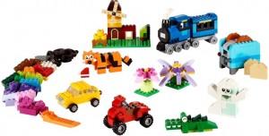 фото Кубики для творческого конструирования LEGO Classic (10692) #3