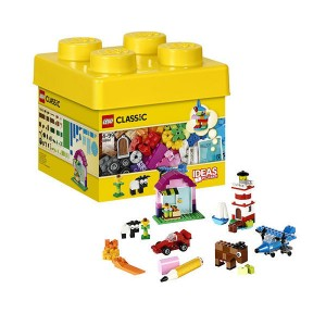 фото Кубики для творческого конструирования LEGO Classic (10692) #2