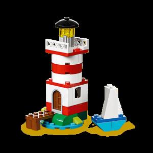 фото Кубики для творческого конструирования LEGO Classic (10692) #4