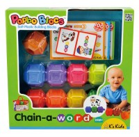 Мягкий конструктор K's Kids 'Popbо Вlocs Слова' (10672)