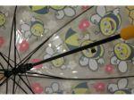 фото Детский зонт 'Пчелки' желтый #4