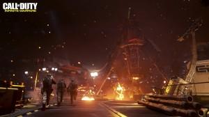 скриншот Call of Duty: Infinite Warfare Legacy Edition PC #5