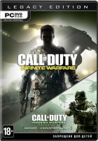 Игра Ключ для Call of Duty: Infinite Warfare Digital Legacy Edition - RU