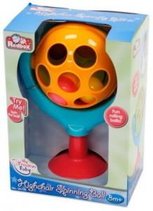Погремушка 'Вращающийся шар' Redbox (25726)