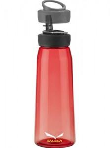 Фляга Salewa Runner Bottle 1 л красный 2324/1600