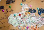 фото Скретч-карта Украины My Native Map #5