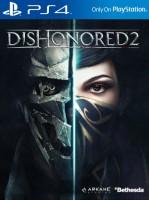 игра Dishonored 2 (PS4, русская версия)