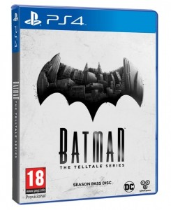 игра Batman: The Telltale Series PS4
