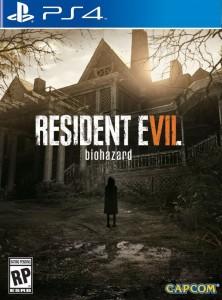 игра Resident Evil 7: Biohazard (поддержка VR) [PS4]