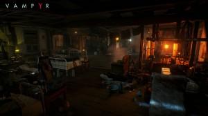 скриншот Vampyr PS4 - Русская версия #2