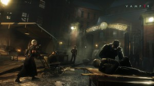 скриншот Vampyr PS4 - Русская версия #5