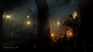 скриншот Vampyr PS4 - Русская версия #4