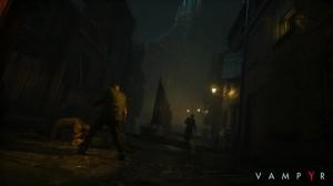скриншот Vampyr PS4 - Русская версия #3