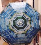 фото Комплект: зонт пляжный 1.8 м с наклоном Anti-UV и Винт крепежный SS-Z-1 #3