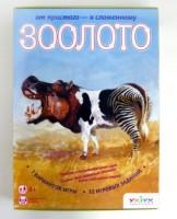 Развивающая игра-конструктор 'ЗооЛото'