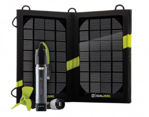 Комплект для зарядки Goal Zero 'Switch 10 Solar Recharging Kit' (21013)