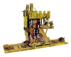 Конструктор 'Осадная башня' (336)