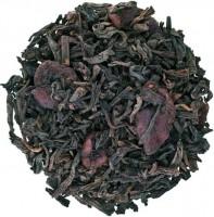 Подарок Чай чорний ароматизований з додаванням рослинної сировини 'Пу-ер з ароматом вишні' (61245), 500 г