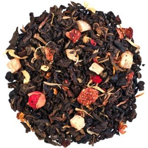 Подарок Чай зелений ароматизований з додаванням рослинної сировини 'Анабель' (61480), 500 г