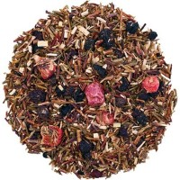 Подарок Зелений ройбуш ароматизований з додаванням рослинної сировини 'Червоні ягоди' (95434), 500 г