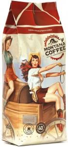 Подарок Кава в зернах Montana Coffee 'Без кофеїну' (22317), 100 г