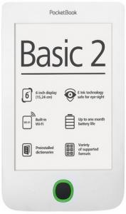 Электронная книга PocketBook Basic 2 614 (White)