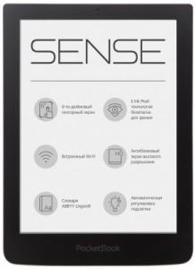Электронная книга PocketBook Sense 630 (Brown)